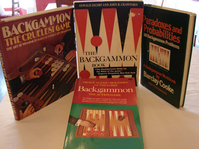 Best backgammon books